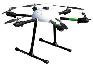 Lindinger450-Quadcopter