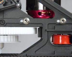 raptorE550 ARF-zahnflankenspiel