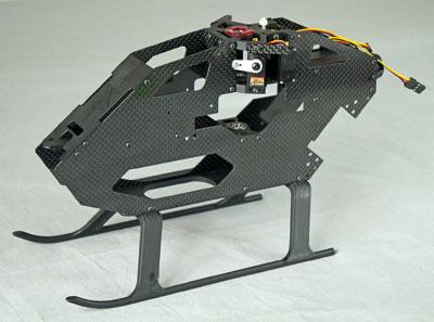 gaui-X3-mechanik