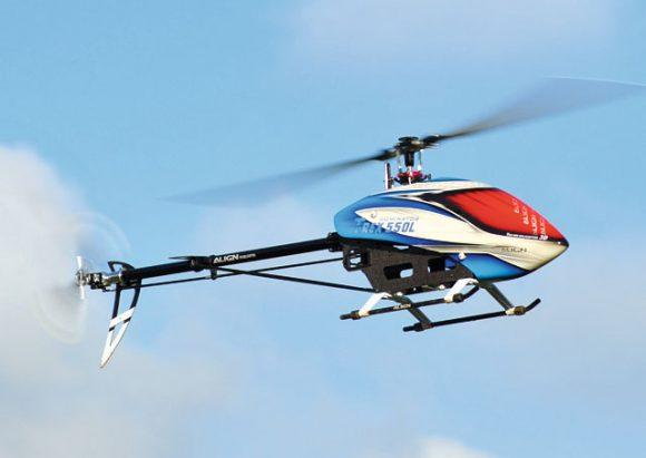 Helikopter Align Trex 450L Dominator 6s - Billeder af rc