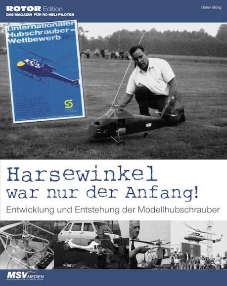 Aus der Frühzeit der Modellhelikopter