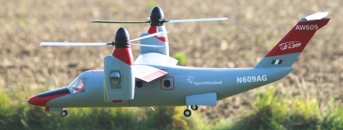 Alles außer gewöhnlich! AgustaWestland AW609