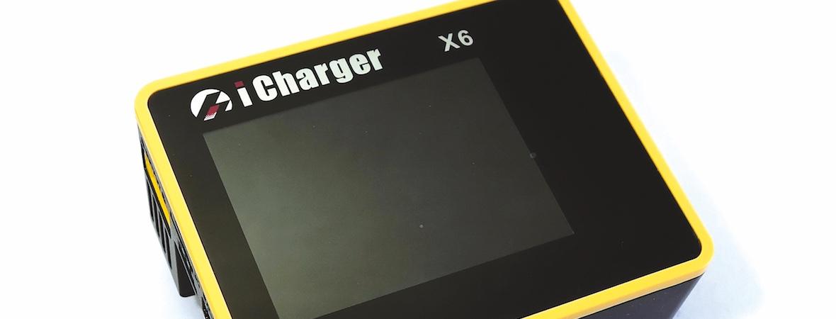 Kompakter Lader: Junsi iCharger X6
