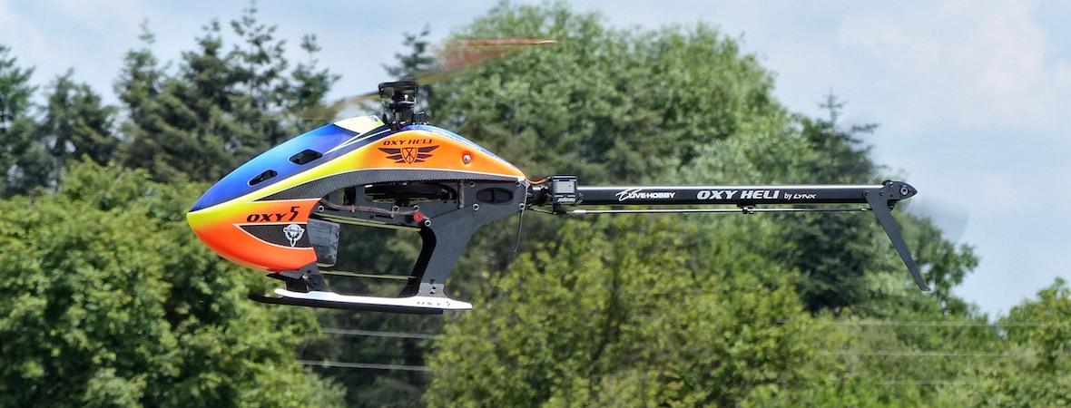 Oxy 5 von Lynx