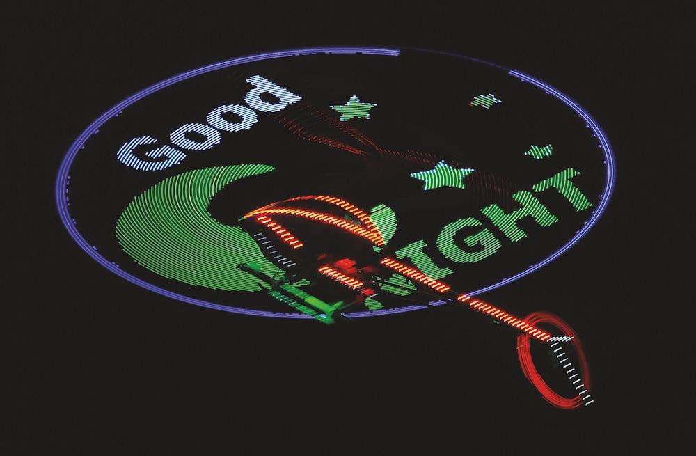 Nachtflug-Basics – Gesetzeslage und Equipment