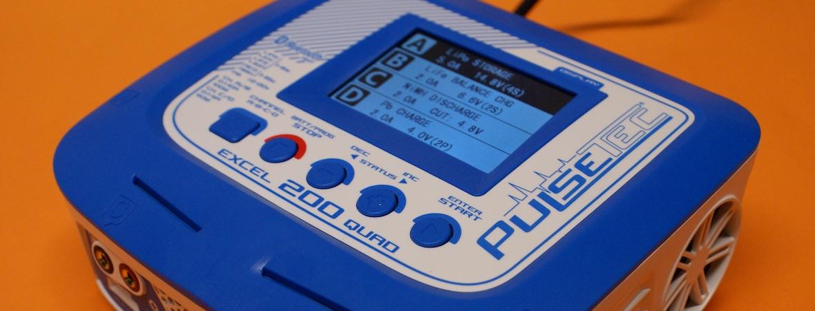 Multitasker – Excel 200 Quad AC/DC von Pulsetec