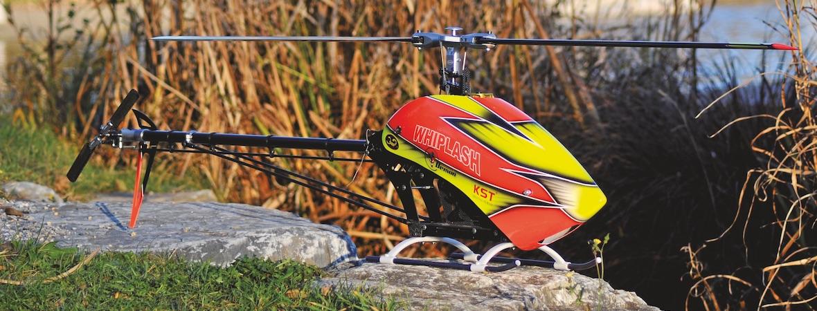 Gute Gene – Whiplash 730E von Miniature Aircraft