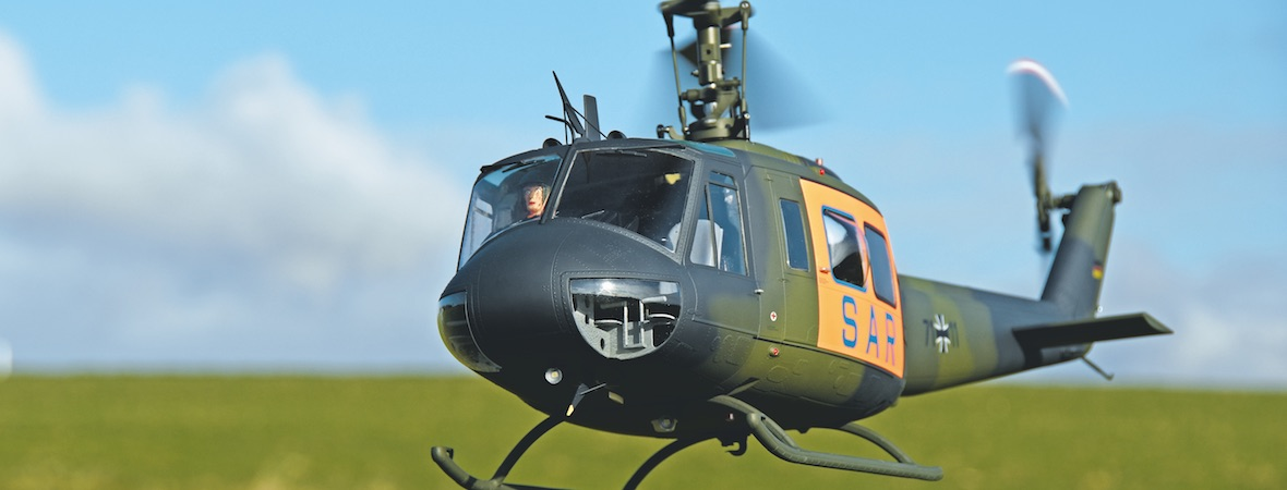 Bell UH-1D Huey SAR von MasterArtHelis