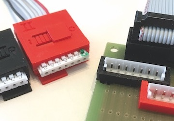 Workshop: 3D-Druck von Balancer-Steckergehäusen