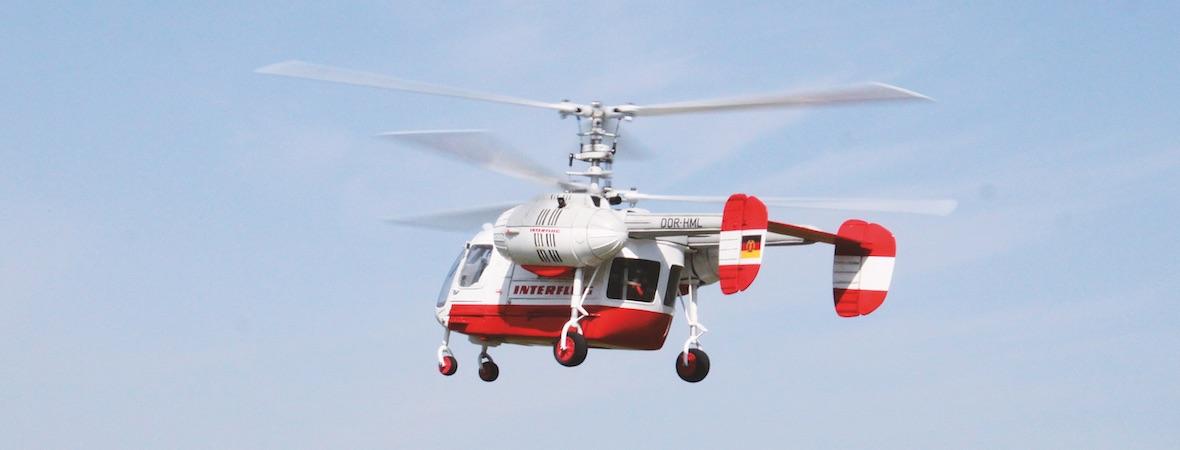 Kamov Ka-26 in 450er Größe