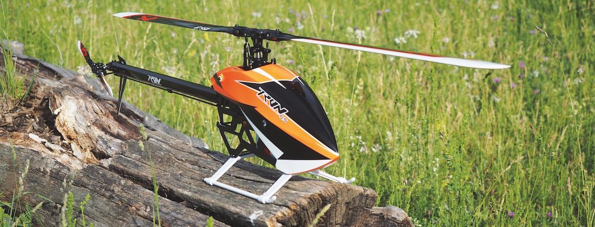 Tron 5.5 von Tronhelicopters