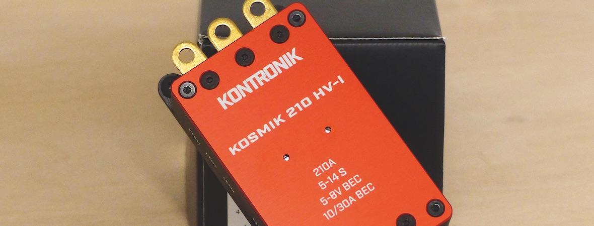 Kontronik KOSMIK 210 HV-I