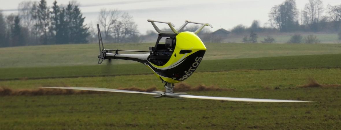 XL Power Protos 700X Evoluzione