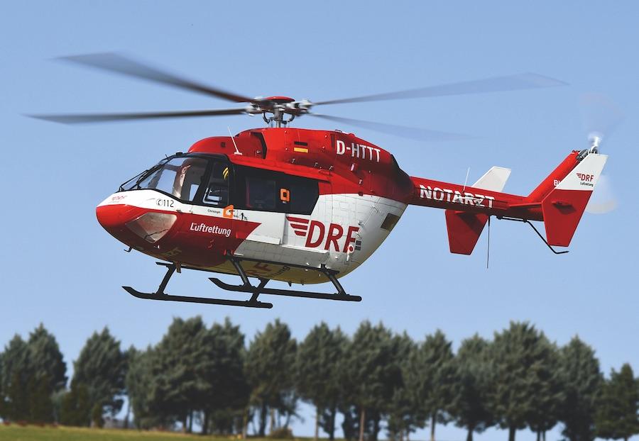 Test: Die neue BK 117 DRF von MasterArtHelis
