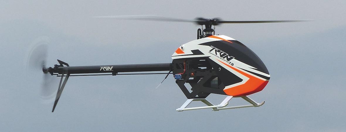 Tron 7.0 von Tronhelicopters