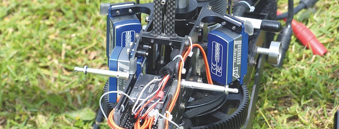Der 700er von XL-Power mit Leicht-Setup